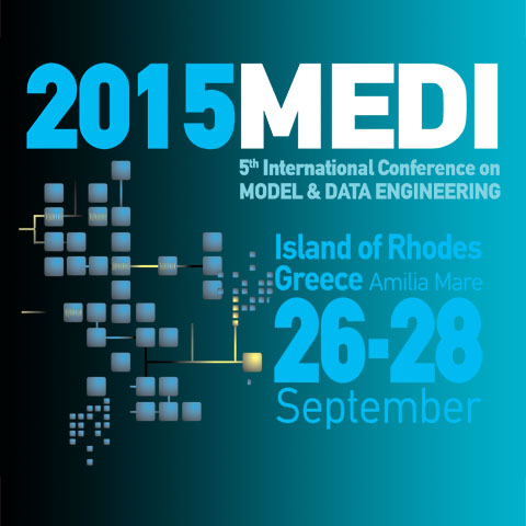 "International conference ""Model & Data Engineering"" – MEDI 2015"